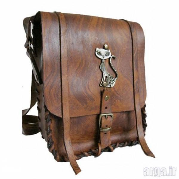 کیف چرم زنانه 9