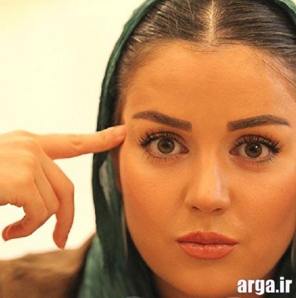 افسانه پاکرو در عکس های بازیگران زن ایرانی
