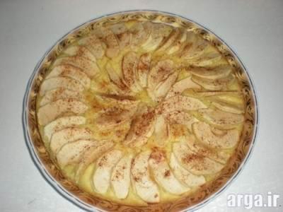 طرز تهیه پای سیب محبوب
