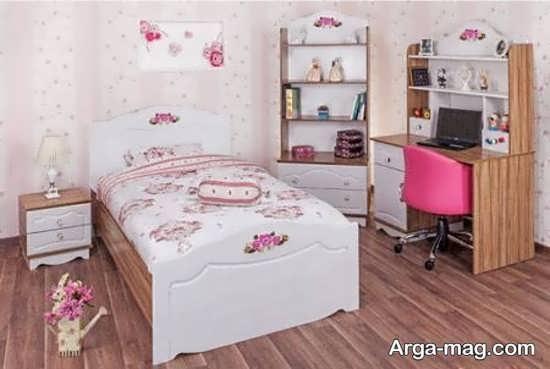 دکوراتیو اتاق کودک دخترانه