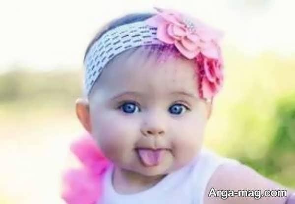 عکس دختر بچه جذاب