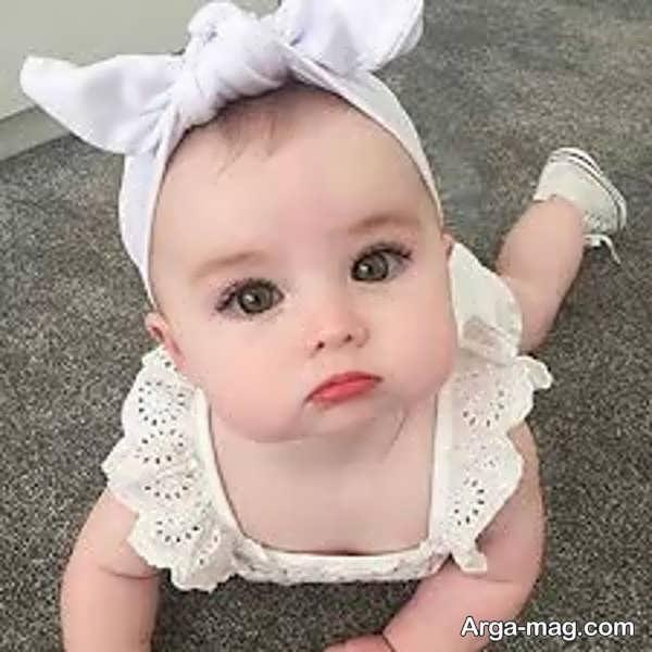 جدیدترین تصاویر دختر بچه