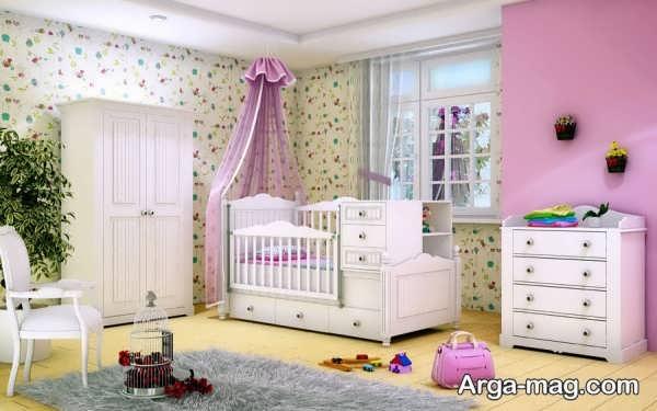 مدل های زیبای دکوراسیون اتاق کودک