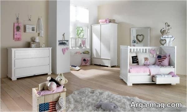 طراحی و چیدمانی دلپسند برای اتاق کودک