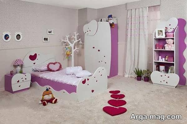 طراحی و چیدمانی نو برای اتاق کودک