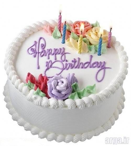 طرز تهیه کیک تولد و تزیین آن