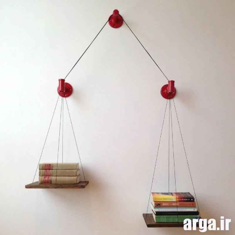 ساخت کتابخانه خانگی