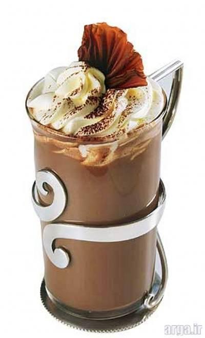 طرز تهیه کافه گلاسه 1