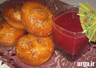 طرز تهیه کیک یزدی خوش طعم