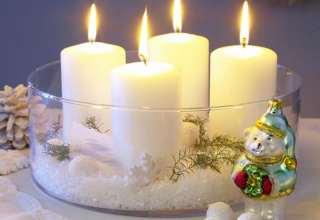 شمع سازی در منزل