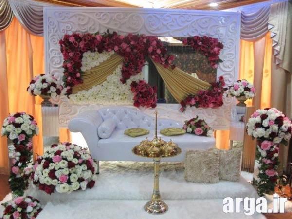 جایگاه ویژه عروس و داماد