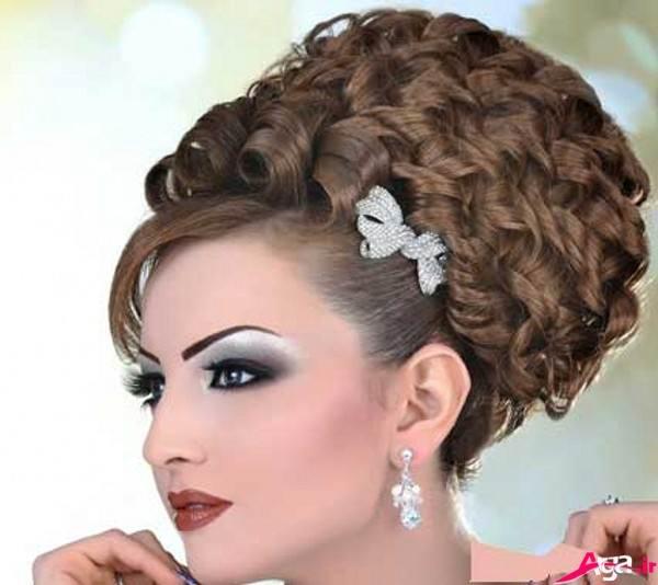 شینیون موی عروس