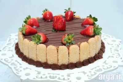 طرز تهیه خامه کیک 10