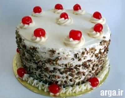 طرز تهیه خامه کیک 11