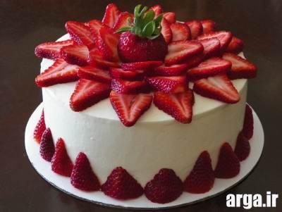 طرز تهیه خامه کیک 12