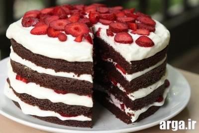 طرز تهیه خامه کیک 13