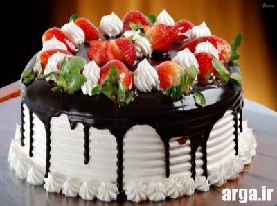 طرز تهیه خامه کیک 18