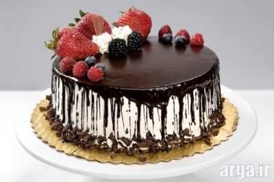 طرز تهیه خامه کیک 17