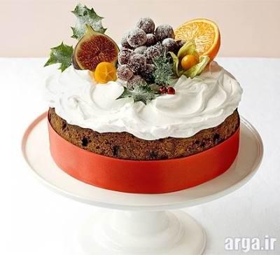 طرز تهیه خامه کیک 16