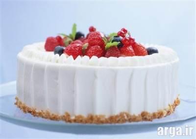 طرز تهیه خامه کیک 14
