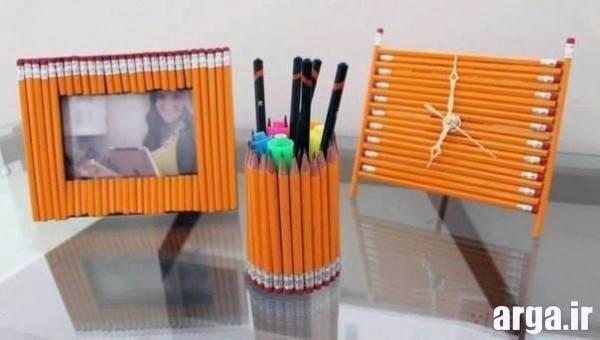 خلاقیت و کاردستی با چوب