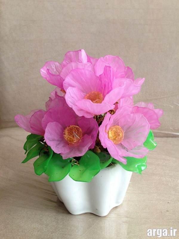 نتیجه تصویری برای گل های زیبای گلدان