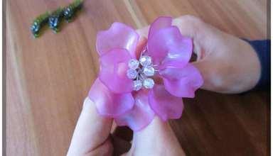 آموزش گلهای کریستالی