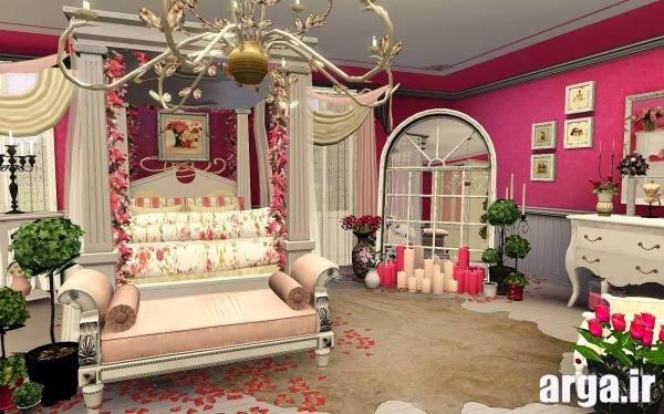 چیدمان جدید اتاق خواب