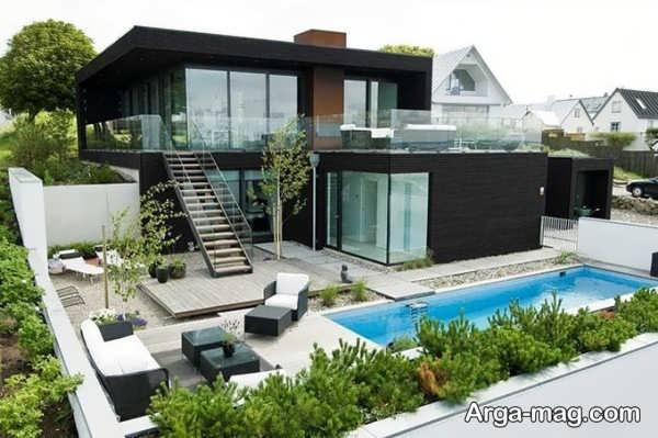 طراحی بیرونی ساختمان مدرن