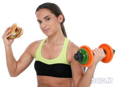 حرکات ورزش مناسب برای چاقی