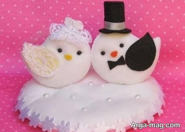 گیفت عروسی زیبا