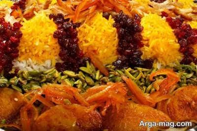 نکاتی در مورد خوشمزه تر شدن مرصع پلو