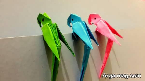 کاردستی های جالب اوریگامی