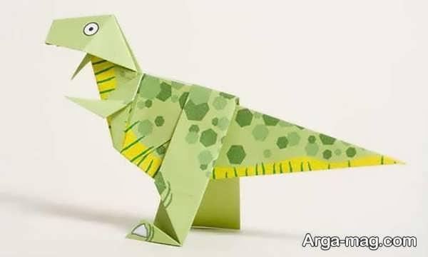 کاردستی های جالب با کاغذ اوریگامی