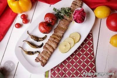 روش تهیه کباب گوشتی