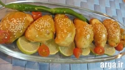 طرز تهیه پیراشکی گوشت لذیذ