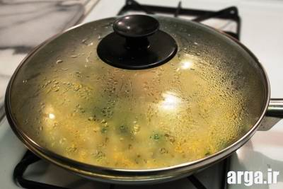طرز تهیه ذرت مکزیکی 1