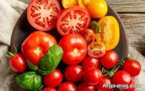 بررسی خواص شگفت انگیز گوجه فرنگی