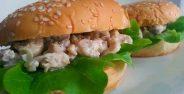 طرز تهیه ساندویچ مرغ