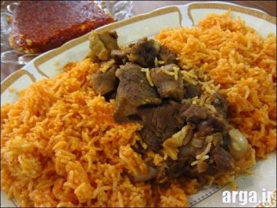 پلوی استانبولی گوشت