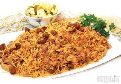 استانبولی پلو لذیذ و محبوب
