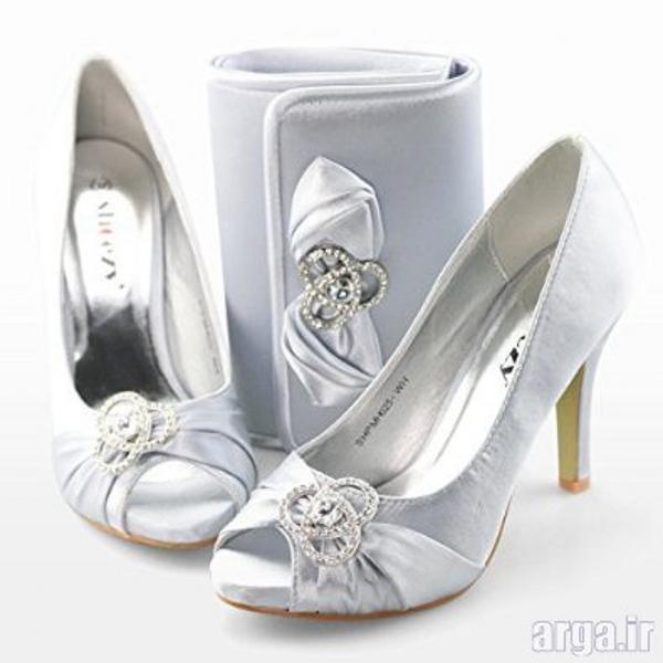 کیف و کفش ست جدید عروس