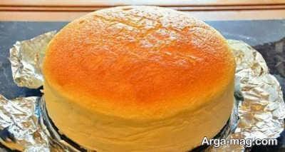 دستور تهیه کیک اسفنجی با شیر