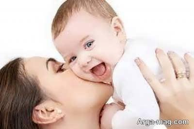 نوزادان دو ماهه