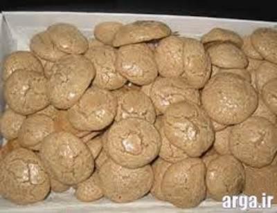 طرز تهیه شیرینی گردویی محبوب