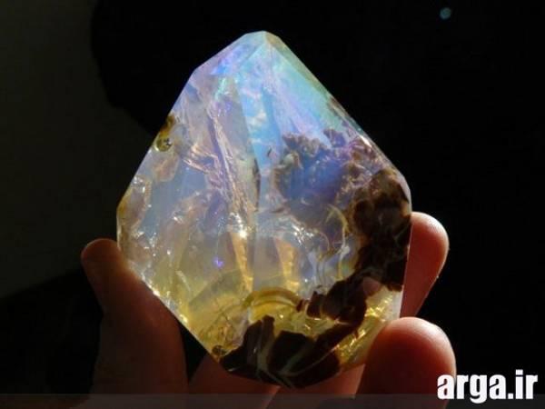 سنگ های عجیب در طبیعت 2