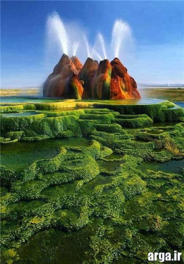 عجایب طبیعت 8