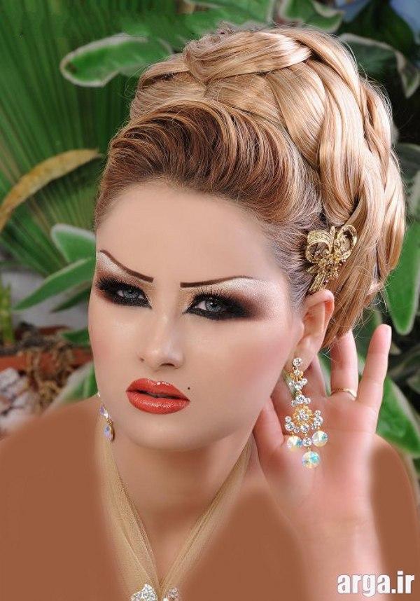 مدل های موی عروس باکلاس