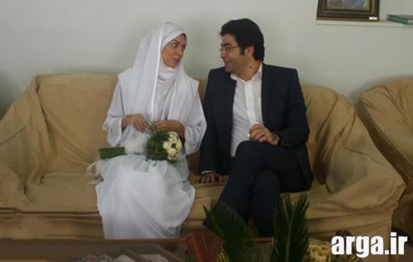 تصویر ششم عقد آزاده نامداری و فرزاد حسنی