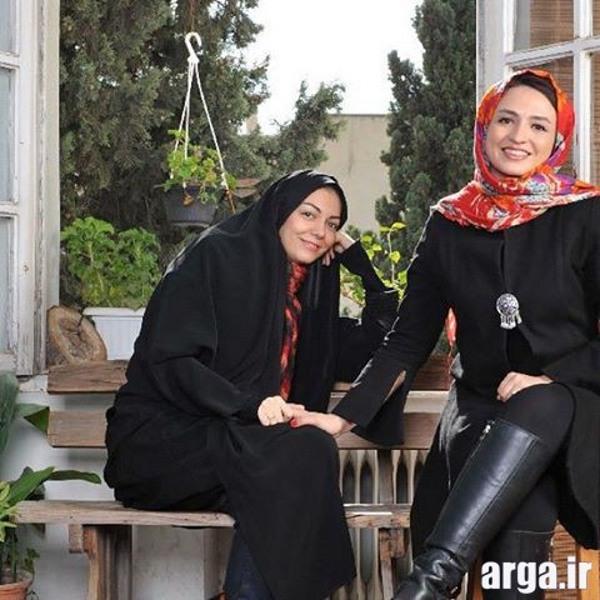 عکس های آزاده نامداری به همراه گلاره عباسی
